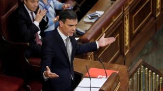 Ισπανία: Ένα βήμα πριν την πρωθυπουργία ο Πέδρο Σάντσεθ