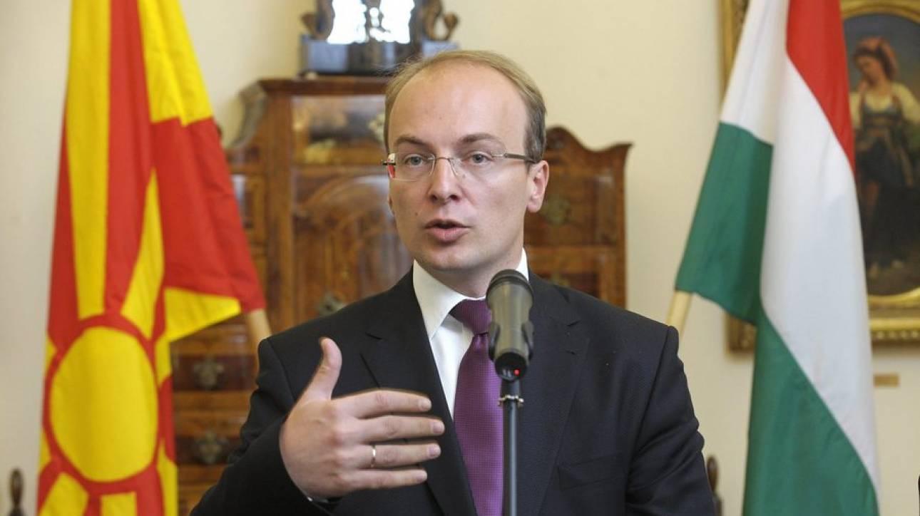 Πρώην ΥΠΕΞ Σκοπίων: Τσίπρας και Ζάεφ αποφασίζουν για «Βόρεια» ή «Νέα Μακεδονία»