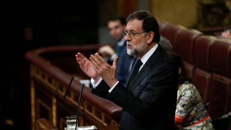 Ισπανία: Παραιτήθηκε ο Μαριάνο Ραχόι