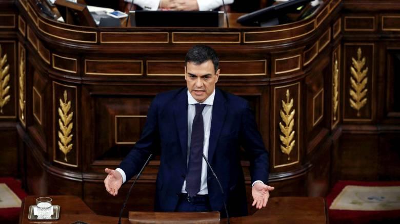 Αλλαγή σκυτάλης στην Ισπανία: Νέος πρωθυπουργός ο Πέδρο Σάντσεθ