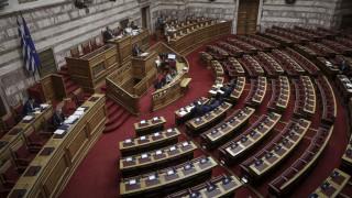 Κόντρα στη Βουλή για παρεμβάσεις στο έργο της Δικαιοσύνης