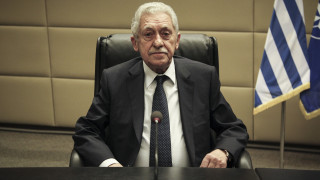 Κουβέλης για Σκοπιανό: Η χώρα μας θέλει να υπάρξει λύση