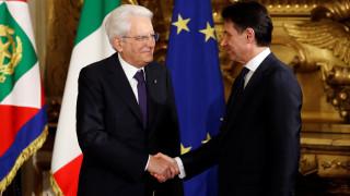 Ορκίστηκε η νέα κυβέρνηση της Ιταλίας