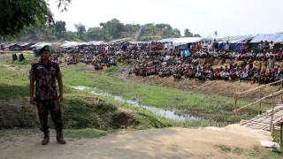 Συμφωνία Μιανμάρ - ΟΗΕ για τον επαναπατρισμό των Ροχίνγκια