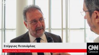 Πιτσιόρλας στο CNN Greece: «Εκλογές τώρα θα ανέτρεπαν τα πάντα»