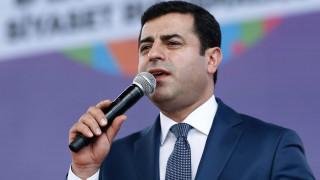 Ντεμιρτάς: Στόχος μου είναι η υπεράσπιση της δημοκρατίας ενάντια στην μονοκρατορία