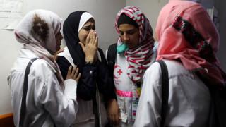 Νεαρή Παλαιστίνια σκοτώθηκε από ισραηλινά πυρά στη Γάζα