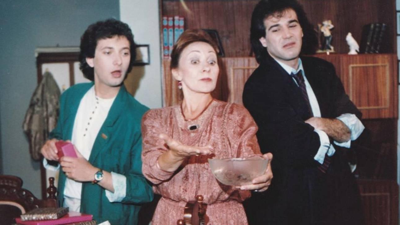 Πέθανε η ηθοποιός Μαρία Μαρτίκα