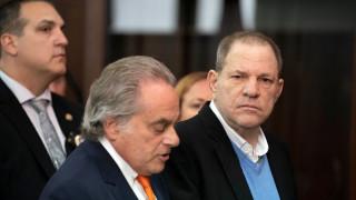 #MeToo: Νέα αγωγή κατά του Γουάινστιν για σεξουαλική παρενόχληση