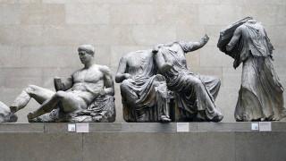 Τζέρεμι Κόρμπιν: Τα Γλυπτά του Παρθενώνα ανήκουν στην Ελλάδα