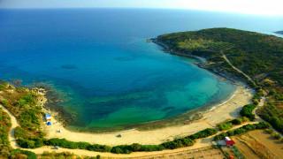 Αμμόλοφοι και Χερσόνησος Βρασίδα: Οι «άγνωστες» παραλίες του δήμου Παγγαίου