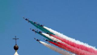 Παρέλαση για τα 72 χρόνια αβασίλευτης Δημοκρατίας στην Ιταλία