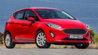 Το νέο Ford Fiesta είναι το αυτοκίνητο της χρονιάς