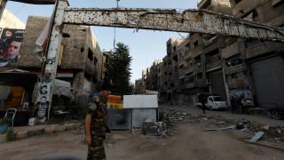 Συρία: Αν αποχωρήσουν οι αμερικάνικες δυνάμεις θα διαπραγματευτούμε