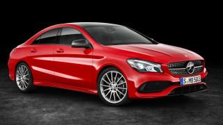 H Mercedes CLA γοητεύει με την τολμηρή της σχεδίαση