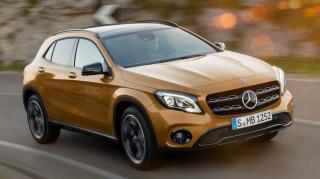 Η Mercedes GLA προσφέρει απόλαυση δίχως όρια