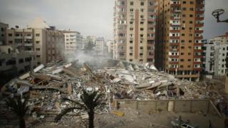 Νέα επίθεση του Ισραήλ στη Λωρίδα της Γάζας