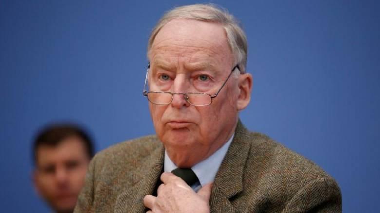 Πρόεδρος του AfD για Χίτλερ και Ναζί: Είναι μια «κουτσουλιά» της επιτυχημένης γερμανικής ιστορίας