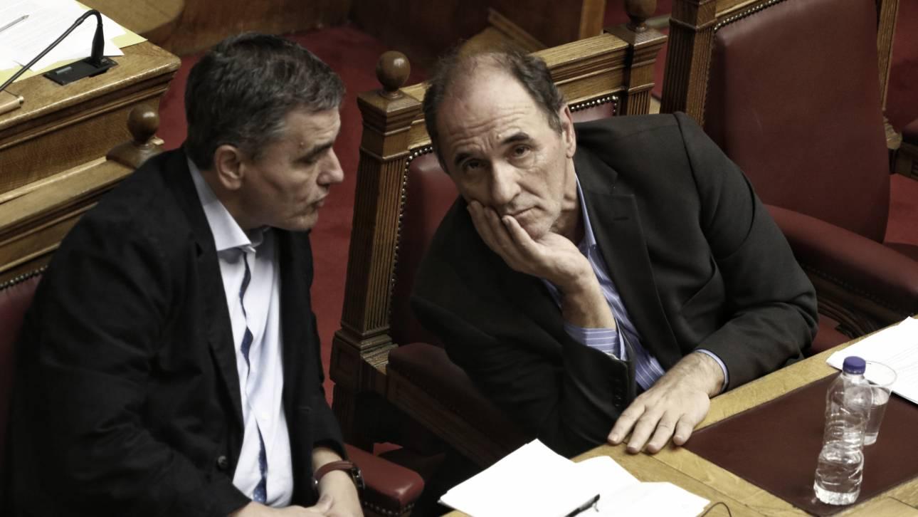 Ενημέρωση από έξι υπουργούς θα λάβουν οι βουλευτές του ΣΥΡΙΖΑ
