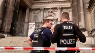 Πυροβολισμοί στον καθεδρικό ναό του Βερολίνου: Δεν προκύπτουν «τρομοκρατικά κίνητρα»