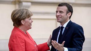 Ικανοποίηση στο Ελιζέ γιατί η Μέρκελ «προσεγγίζει τις γαλλικές θέσεις»