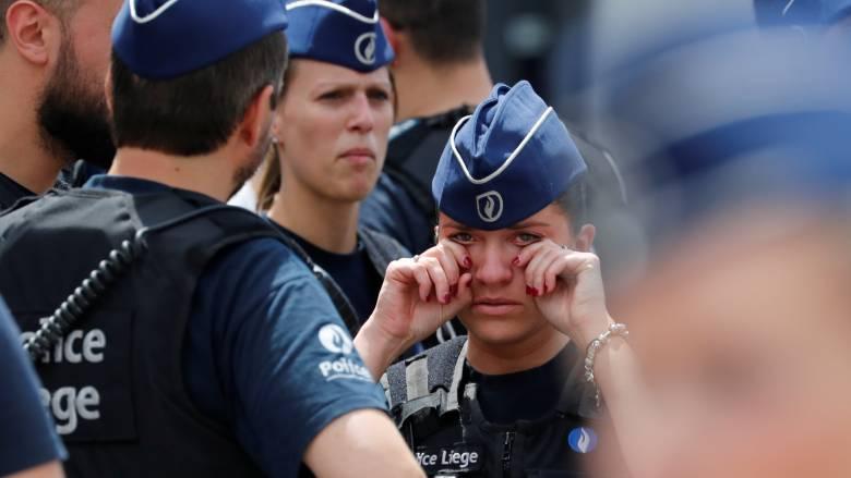 Χιλιάδες συμμετέχοντες στην πορεία μνήμης των θυμάτων της Λιέγης