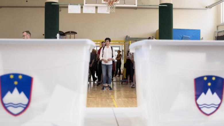 Εκλογές Σλοβενία: Νίκη του αντιμεταναστευτικού κόμματος δείχνουν τα exit polls