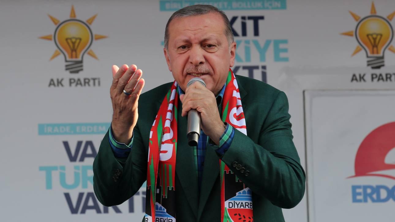Επίθεση Ερντογάν σε Αυστρία και Κουρτς: Τρελαίνεται επειδή η Τουρκία γίνεται ισχυρότερη