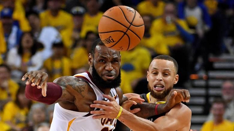 NBA: Έκαναν το 2-0 στη σειρά με τους Καβαλίερς οι Ουόριορς