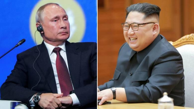 Πιθανή μία συνάντηση Κιμ - Πούτιν στο Βλαδιβοστόκ τον Σεπτέμβριο