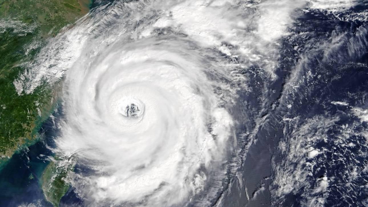 Τυφώνας αναμένεται να πλήξει την Κίνα τις επόμενες ώρες