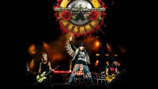 Guns N 'Roses: βάζουν φωτιά στην Ευρώπη ξεκινώντας από το Βερολίνο