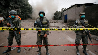 Γουατεμάλα: Στους 38 οι νεκροί από την έκρηξη του Φουέγκο