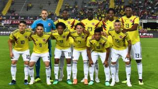 Παγκόσμιο Κύπελλο 2018: Οι 23 της Κολομβίας για τη Ρωσία