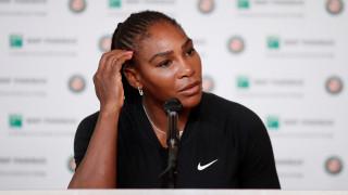 Αποσύρθηκε από το Roland Garros η Σ. Γουίλιαμς