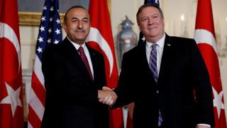 Τουρκία και ΗΠΑ ενέκριναν οδικό χάρτη για την Μανμπίζ της Συρίας
