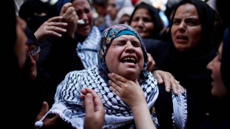 Η σφαγή στην Γάζα και η σιωπή της Ελλάδας