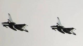 Υπερπτήσεις τουρκικών μαχητικών πάνω από τέσσερα ελληνικά νησιά