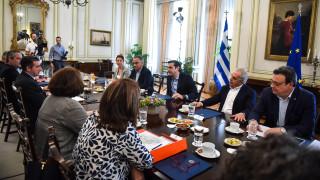 Τσίπρας: Σημαντικό το Μητροπολιτικό Πάρκο στο Γουδή για την αναβάθμιση του πρασίνου στην Αθήνα