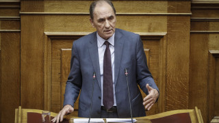Τακτοποίηση αυθαιρέτων και πληρωμή υπερωριών από το Πράσινο Ταμείο ανακοίνωσε ο Σταθάκης