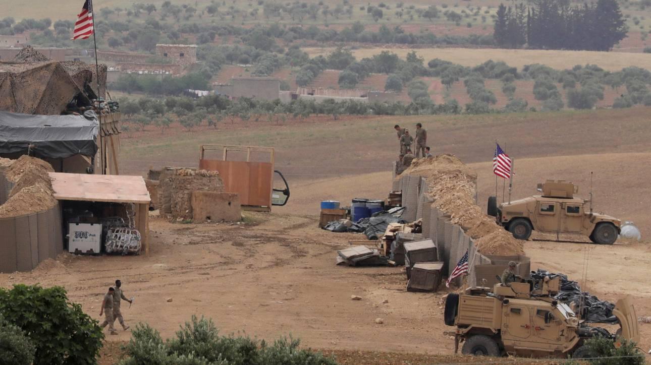Συρία: ΗΠΑ και Τουρκία συμφωνούν για την απομάκρυνση του YPG από την Μανμπίτζ