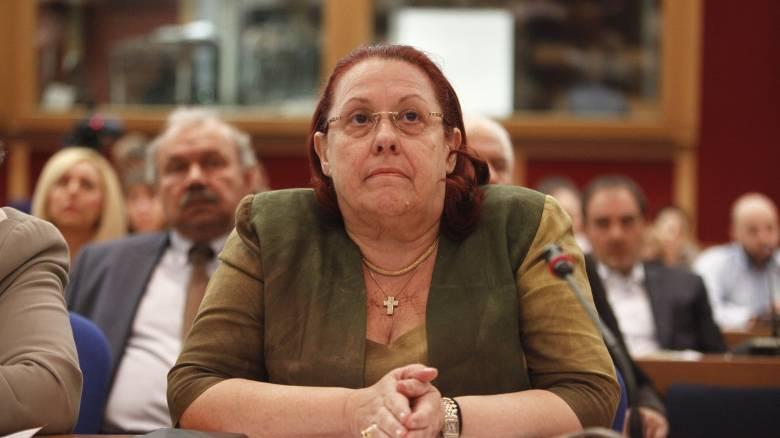 Να κληθεί η Μαρία Παπασπύρου στην επιτροπή Θεσμών και Διαφάνειας ζητά η ΝΔ