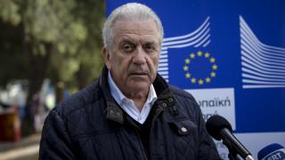 Αβραμόπουλος: Δεν μπορούμε να έχουμε αυτό το status quo στο σύστημα ασύλου