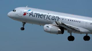 Τρόμος στον αέρα: Χαλάζι κατέστρεψε το ρύγχος αεροσκάφους
