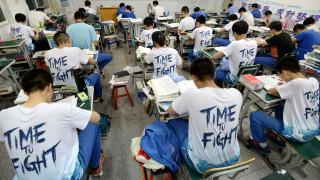 Κίνα: Απόγνωση για τους «μετανάστες» κατατακτήριων εξετάσεων της χώρας