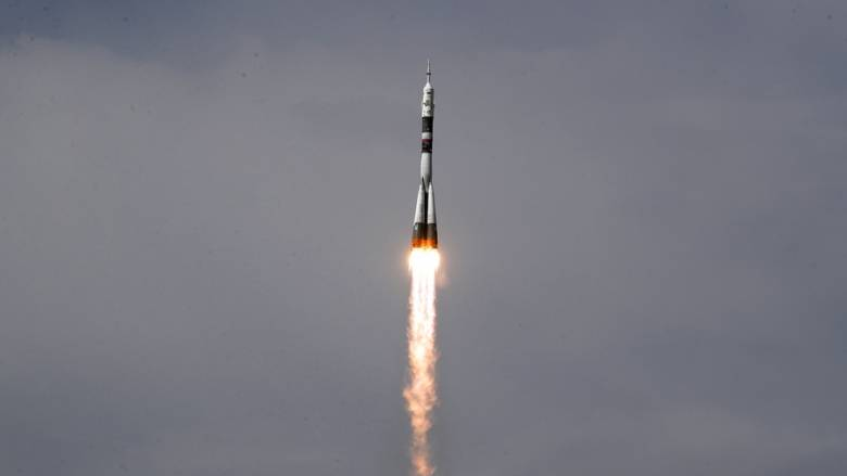Ξεκίνησε την αποστολή του στο διάστημα το ρωσικό διαστημόπλοιο Σογιούζ