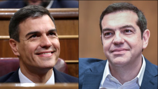 Στήριξη για το χρέος ζήτησε από τον νέο Ισπανό πρωθυπουργό ο Τσίπρας
