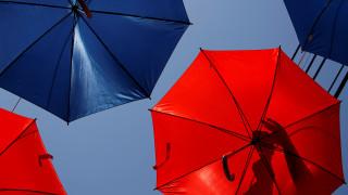 Η ομπρέλα... drone που σε ακολουθεί παντού