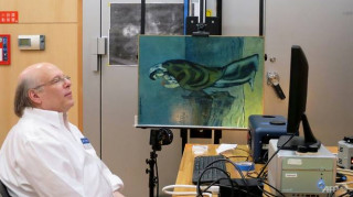 Mετά την ακρίδα του βαν Γκογκ βρέθηκε εφημερίδα σε πίνακα του Πικάσο
