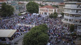 Συλλαλητήρια για τη Μακεδονία: Σε ρυθμούς διαδηλώσεων 24 πόλεις της Ελλάδας